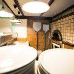 Pizzeria L'Anfora Cattolica con forno a legna e pizza al kamut